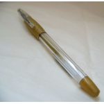 Papermate Fine Point GEL PEN. (Ideal for Place Cards & Stationery). Metallic GOLD.