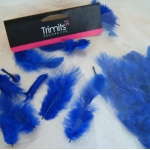 Fluffy Feathers 5g. ROYAL BLUE