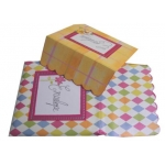 6x6 Envelope With an Edge Template, Square