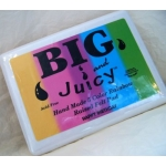 Ranger BIG & JUICY Jumbo Rainbow Ink Pad, HAPPY BIRTHDAY