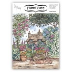 Framin' Cards Decoupage, 2 Sheet Pack, COTTAGE GARDEN