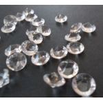 Scatter Wedding Table Diamantes. 6mm Gems. 56g
