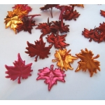 Fabulous MAPLE LEAF BRADS Autumn