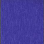 Pack CREPE PAPER 1.5m x 50cm.  MID BLUE
