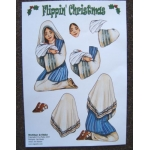 MOTHER & CHILD Flippin' Christmas Decoupage 2 sheet pack