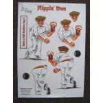 Flippin' Men Decoupage FLIPPIN' BOWLS