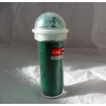 Ultra-Fine GLITTER.  Shaker pot.  GREEN