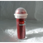 Ultra-Fine GLITTER.  Shaker pot. RED