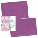 *HALF BUNDLE* Special Treats Embossing Board + Sweet Treats CD ROM