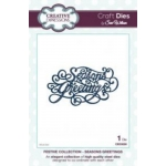 Craft Dies by Sue Wilson SEASONS GREETINGS - FESTIVE COLLECTION