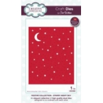 Craft Dies by Sue Wilson STARRY NIGHT SKY - FESTIVE COLL background