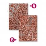 Spellbinders M-Bossabilities REVERENCE 5x7 Reversible Embossing Folder