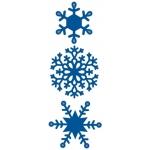 Marianne Creatables, Die Cutting & Embossing Stencils SNOWFLAKES