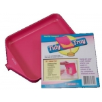 Funnel Tray TIDY TRAY when using Glitters, powders, beads