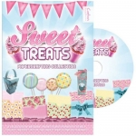 *HALF BUNDLE* Sweet Things Embossing Board + Sweet Treats CD ROM
