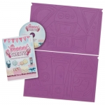 *SWEET BUNDLE* Sweet Things & Special Treats Embossing Boards + CD ROM