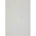A4 Sheet GLITTER CARD, Super Sparkly White