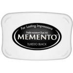 Memento Fade-Resist Dye Ink, Tuxedo Black