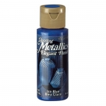 DecoArt Acrylic Paint.  59ml.  Dazzling Metallics.  ICE BLUE
