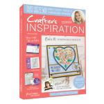 Crafter's Companion CRAFTERS INSPIRATION Issue 15 Autumn inc halloween projects