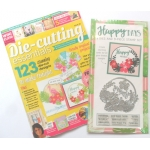 Die Cutting Essentials Magazine 26 - FREE 3 die set & 9 all-occasion samps