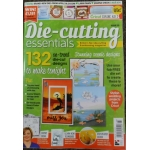Die-Cutting Essentials Magazine 23 - Free 11 piece die set Freshwater friends
