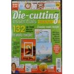 Die-Cutting Essentials Magazine 23 Free 11 piece die set Freshwater friends