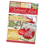 The Tattered Lace Magazine, Christmas Issue 03 BELIEVE IN THE MAGIC OF CHRISTMAS die