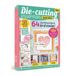 Die Cutting Essential SPECIAL EDITION Spring 2017 FAB FREEBIES