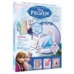 Disney FROZEN PAPERCRAFT KIT Magazine Toppers Papers Stamp set & more
