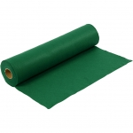 Craft Felt 45cms wide, GREEN by the metre