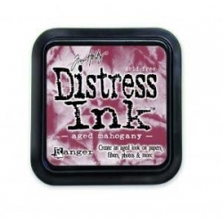 AGED MAHOGANY Distress Ink pads by Tim Holtz Ranger