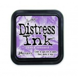 DUSTY CONCORD Distress Ink Pads by Tim Holtz Ranger