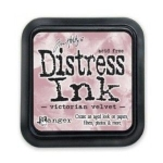 VICTORIAN VELVET Distress Ink Pads by Tim Holtz Ranger